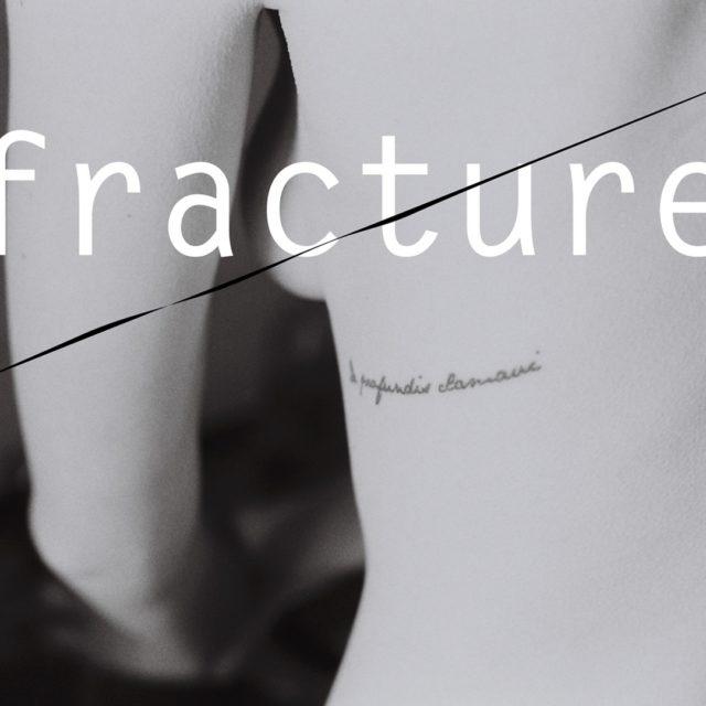 Visuel du spectacle Fracture - Saison 2019/2020 - La Verrière