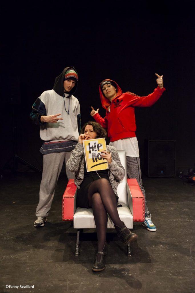 Visuel du spectacle et stage Hip Hop or not - Saison 2019/2020 - La Verrière
